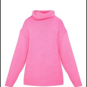 Fluffy Knit Sweater